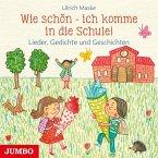 Wie schön - ich komme in die Schule!, Audio-CD