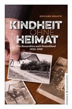 Kindheit ohne Heimat - Braun, Eduard