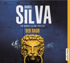 Der Raub / Gabriel Allon Bd.14 (6 Audio-CDs) - Silva, Daniel