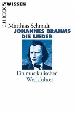 Johannes Brahms (eBook, ePUB) - Schmidt, Matthias