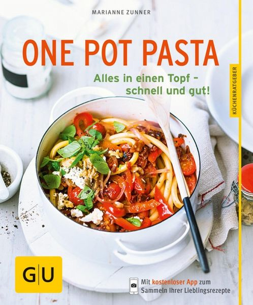 One Pot Pasta (eBook, ePUB) - Zunner, Marianne