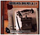 Sherlock Holmes & Co. - Botschaft aus dem Totenreich