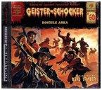 Geister-Schocker - Hostile Area, 1 Audio-CD