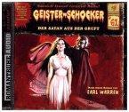 Geister-Schocker - Der Satan aus der Gruft, 1 Audio-CD