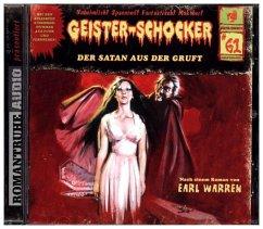 Der Satan aus der Gruft / Geister-Schocker Bd.6...