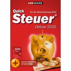 Quicksteuer Deluxe 2016 (für Steuerjahr 2015) (...