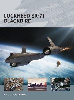 Lockheed SR-71 Blackbird (eBook, ePUB) - Crickmore, Paul F.