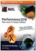 AVG Performance 2016, 1 DVD-ROM (Special Edition)