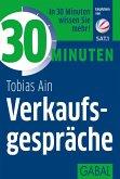 30 Minuten Verkaufsgespräche (eBook, PDF)