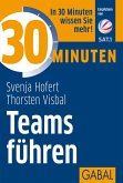 30 Minuten Teams führen (eBook, PDF)