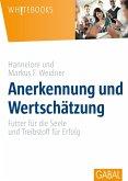 Anerkennung und Wertschätzung (eBook, PDF)