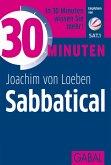 30 Minuten Sabbatical (eBook, ePUB)