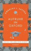 Aufruhr in Oxford (eBook, ePUB)