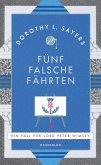Fünf falsche Fährten (eBook, ePUB)