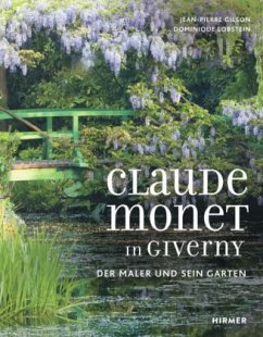 Claude Monet in Giverny
