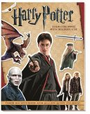 Harry Potter: Das große Stickerbuch
