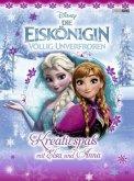 Disney Die Eiskönigin: Kreativspaß mit Anna und Elsa