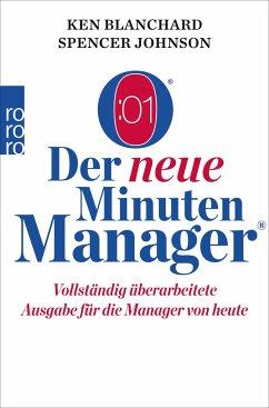Der neue Minuten Manager - Blanchard, Kenneth H.; Johnson, Spencer