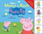 Mein Memo-Buch mit Peppa Pig (Restexemplar)