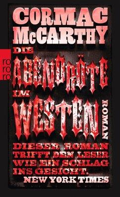 Die Abendröte im Westen - McCarthy, Cormac
