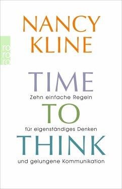 Time to think - Kline, Nancy
