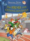 Das Rätsel der Olympischen Spiele / Geronimo Stilton Bd.47