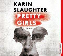 Pretty Girls, 6 Audio-CDs - Slaughter, Karin
