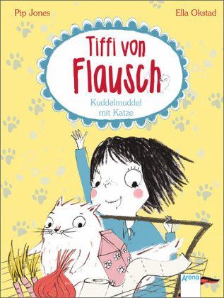 Buch-Reihe Tiffi von Flausch von Pip Jones
