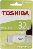 Toshiba hayabusa 32GB USB Stick 2.0 white