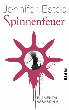 Spinnenfeuer / Elemental Assassin Bd.6 (eBook, ePUB) - Estep, Jennifer
