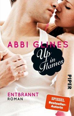 Up in Flames - Entbrannt / Rosemary Beach Bd.14 (eBook, ePUB) - Glines, Abbi