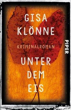 Unter dem Eis / Kommissarin Judith Krieger Bd.2 (eBook, ePUB) - Klönne, Gisa