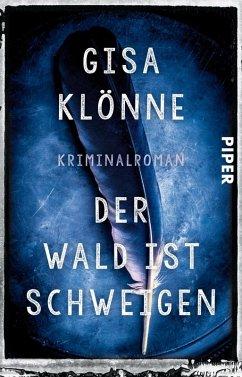 Der Wald ist Schweigen / Kommissarin Judith Krieger Bd.1 (eBook, ePUB) - Klönne, Gisa