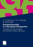 Entrepreneurship in a European Perspective (eBook, PDF)