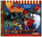 Benjamin Blümchen - Auf großer Floßfahrt, Audio-CD
