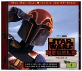 Star Wars Rebels, Audio-CD