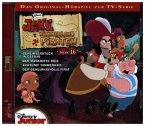 Jake und die Nimmerland Piraten, Audio-CD