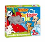 Benjamin Blümchen - Die Tierkinder-Box, 2 Audio-CD
