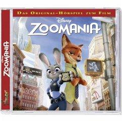 Zoomania, Audio-CD