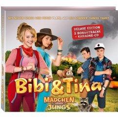 Bibi & Tina: Mädchen gegen Jungs, Der Soundtrack zum 3. Kinofilm, 2 Audio-CD (Special Edition) - Bibi Und Tina