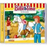 Die Reiterspiele / Bibi & Tina Bd.82 (Audio-CD)