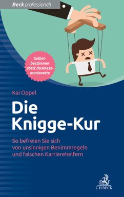 Die Knigge-Kur (eBook, ePUB) - Oppel, Kai