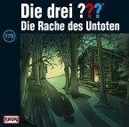 Die Rache Des Untoten / Die drei Fragezeichen - Hörbuch Bd. 179 (1 Audio-CD)