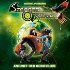 Angriff der Robotroxe / Sternenritter Bd.2 (1 Audio-CD)