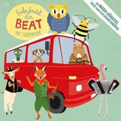 Eule Findet Den Beat 2-Auf Europatour - Eule