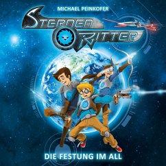 Die Festung im All / Sternenritter Bd.1 (1 Audio-CD) - Peinkofer, Michael