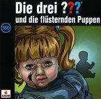 Die flüsternden Puppen / Die drei Fragezeichen - Hörbuch Bd.180 (1 Audio-CD)