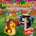 Monikas Gartenparty - Das Liederalbum, 1 Audio-CD / Die kleine Schnecke, Monika Häuschen, Audio-CDs