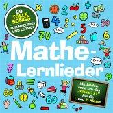 Mathe-Lernlieder, 1 Audio-CD