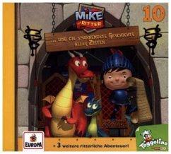 Mike, der Ritter und die spannendste Geschichte aller Zeiten, 1 Audio-CD
